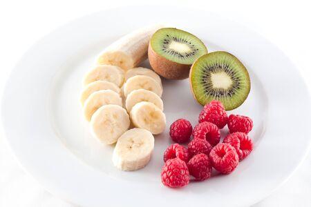 frischen Früchten