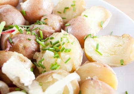 Frische Kartoffeln mit Kräutern - Ducan Ernährung
