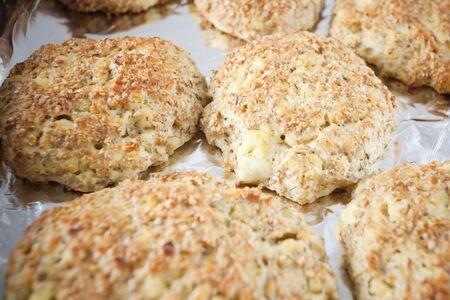 Low fat oat cakes - Ducan diet
