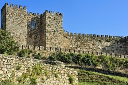extremadura: Trujillo Castle (Extremadura, Spain)
