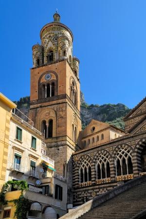 Saint Andrew Cathedral, Amalfi, Italy