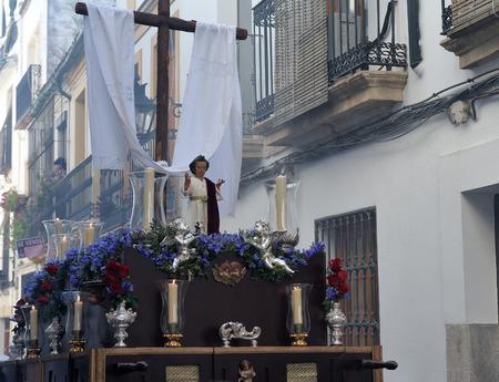 procession: procesi�n religiosa en C�rdoba, Espa�a