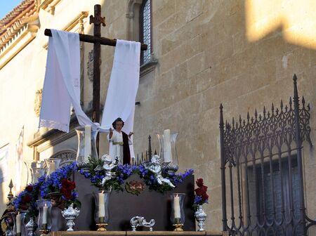 procession: C�rdoba, Espa�a - procesi�n religiosa.