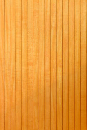 Image of fluted wood to be used as texture or background  photo