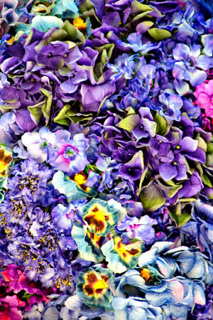 Beautiful floral pattern in bright colors - to be used as texture Stock Photo - 13359942
