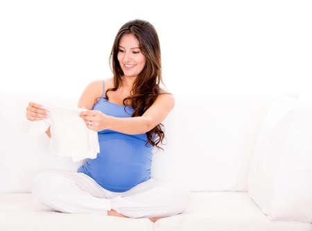 mother to be: Madre Orgoglioso di essere sempre pronto per l'arrivo del bambino