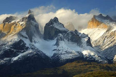 pain�: Torres del Paine, Patagonia