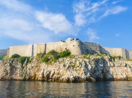 walled old town of Dubrovnik, Croatia