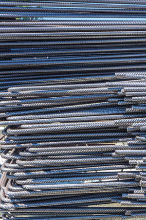 industrial new reinforcement bars rebar for strengthening concrete pouring for the construction building industry