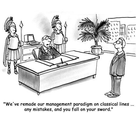 team management: Roman Editorial