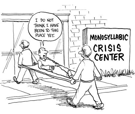 Monosyllabic