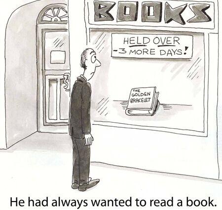 本を読むにはよさ