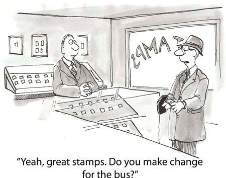 irrespeto: jinete quiere un cambio de coleccionista de sellos