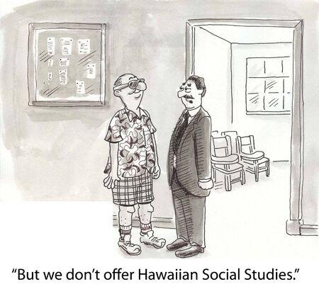 hopeful: teacher wants to teach in Hawaii