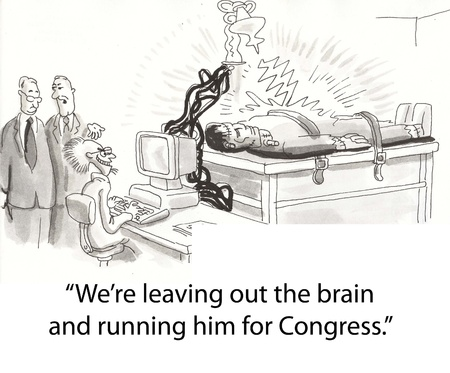 congress: monster is ready for office
