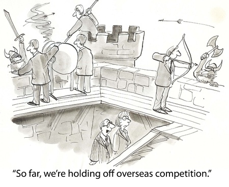 extremely: business competition is from vikings