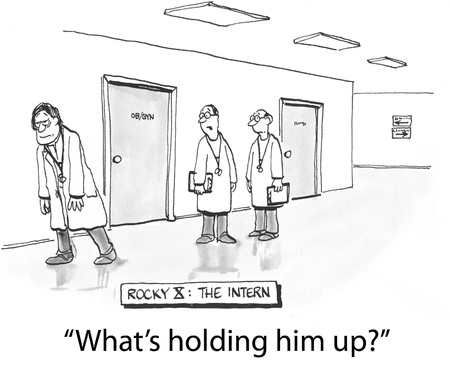 er: doctors are amazed at intern