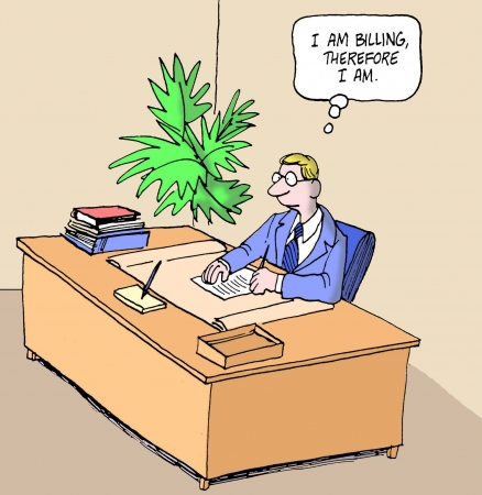 receivable: I am billing therefore I am partner.