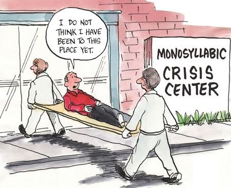 ems: Monosyllabic Crisis Center
