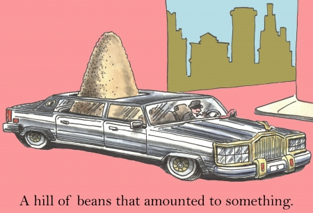 A Hill of Beans That Amounted to Something  photo