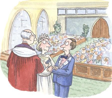 unfriendly: Bad wedding