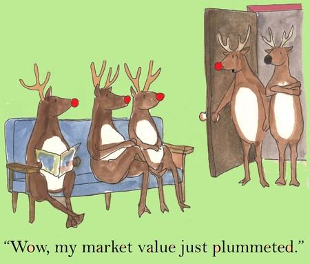 market value:  Wow, my market value just plummeted