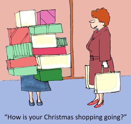 generoso: ¿Cómo se sus compras de Navidad va