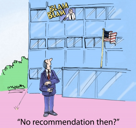 laidoff: I guess this makes asking for a recommendation a little chancy.