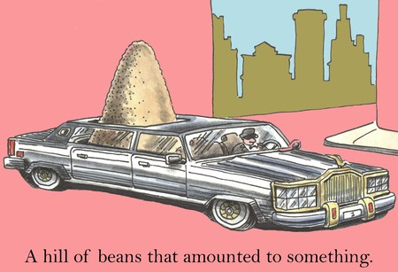 chauffeur: A Hill of Beans That Amounted to Something.