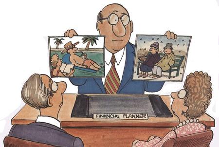 財務計画シナリオ