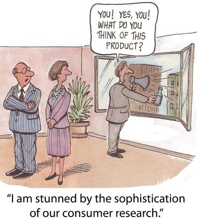 私たち消費者研究の高度化をあぜん午前