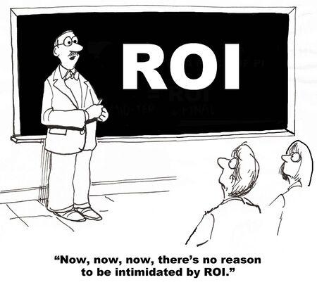 cartoons television: ROI
