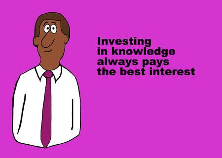 investing: Investing in Knowledge