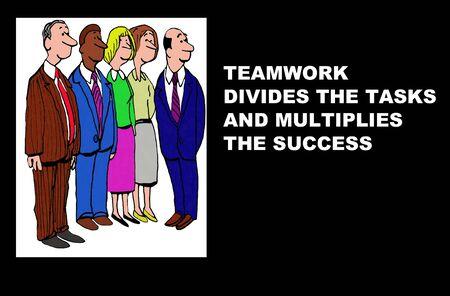 achieve: Teamwork