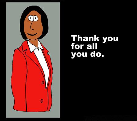 accomplish: Thank You