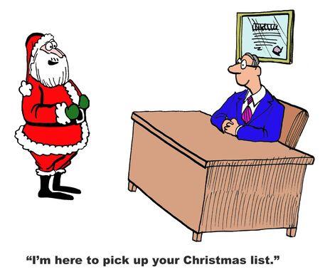 christmas list: Christmas List