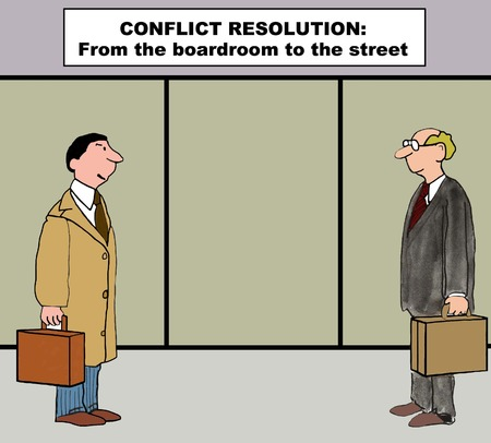 recommendations: Conflict Resolution