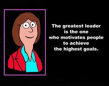 greatness: Great Leaders