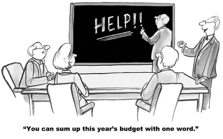 cartoons: Budget Needs
