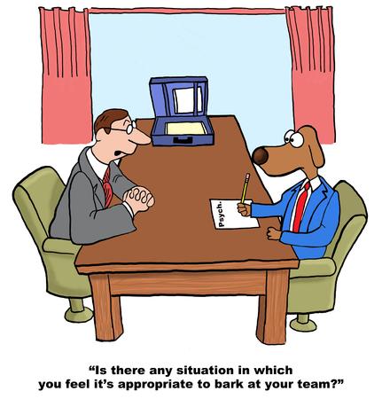 conflicto: Es la ira siempre justificado en el Trabajo