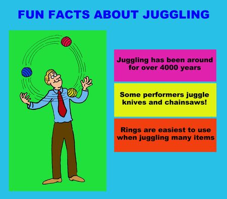 juggling: Fun Facts About Juggling