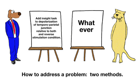 whatever: Two Approaches to Problem Solving