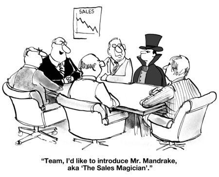 De Sales Magician