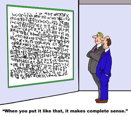 It Makes Complete Sense