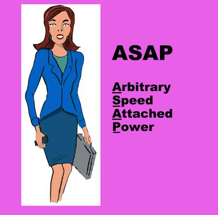 arbitrario: ASAP Foto de archivo