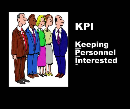 interested: KPI