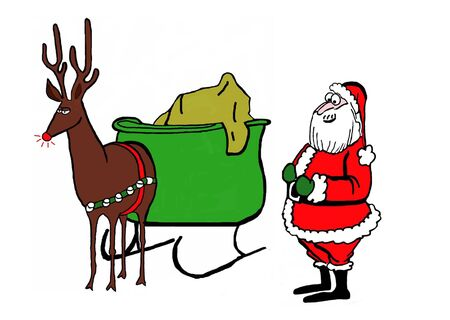 nosed: Christmas Sleigh