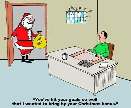 personally: Christmas Bonus