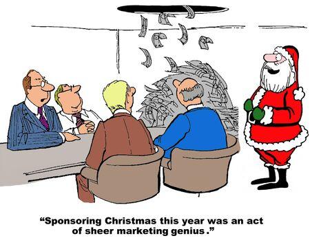 company: Company Sponsored Christmas