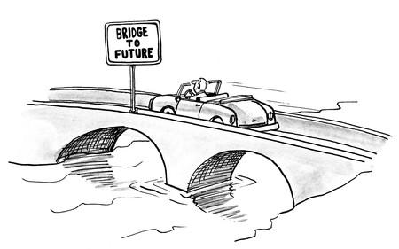 change business: Bridge to Future